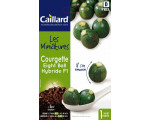 SACHET MINI COURGETTE EIGHT BALL
