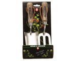 KIT OUTILS FLEURS INOX TRADITION