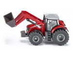 TRACTEUR CHARGEUR MF