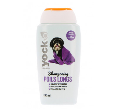 YOCK SHAMPOOING POIL LONG 250ML