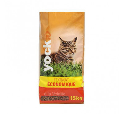 YOCK CHAT ECO 15KG