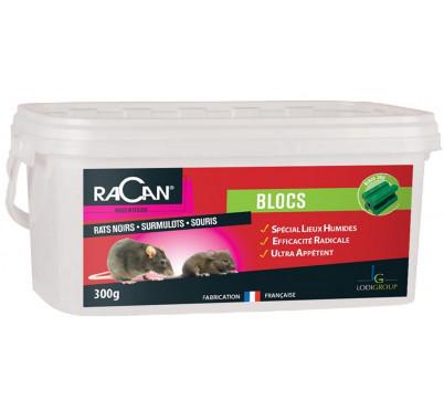 RACAN BLOCS 300GRS