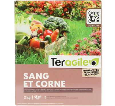 CORNE & SANG TERAGILE 2KG