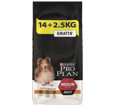 PRO-PLAN MED ADULT 16.5KG PROMO