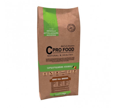 CPRO FOOD ADULT AB LAMB 3KG