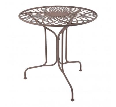 TABLE METAL D70